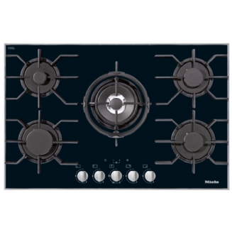 MIELE KM3034 Gas hob | Electronic functions for user convenience